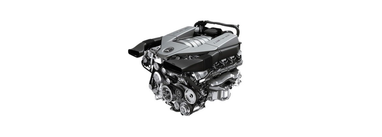 Motora daļas Mercedes-Benz