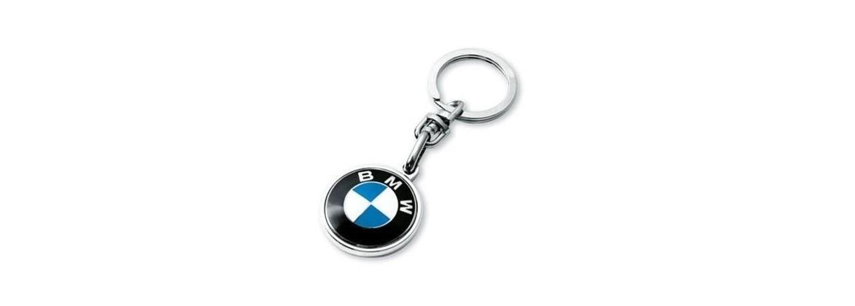 Atslēgu piekariņi un apvalki BMW